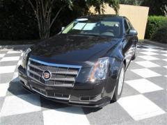 Car 2011 Cadillac CTS Sedan 3.0L V6 RWD Luxury