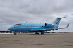 1989 Bombardier Challenger 601-3A