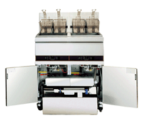 Fryer Filtration and Accessories MX14E-SFF Series