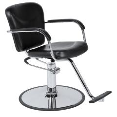 Styling Chair Round Base Savvy 004T-CR-B