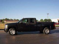 Truck 2010 Chevrolet Silverado 1500 Extended Cab