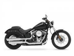 H-D® FXS Softail® Blackline® Motorcycle