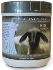 Colostrum supplement, Kid formula