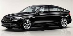 2012 BMW 550i Gran Turismo Wagon Vehicle