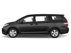 2012 Toyota Sienna XLE Car
