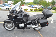 2004 BMW R1150RT Motorcycle