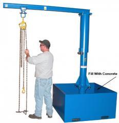 Portable Jib Cranes Vestil