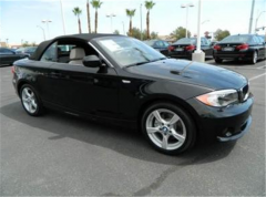 2013 BMW 128i Convertible Vehicle