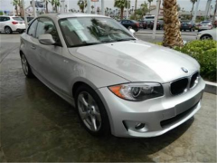 2012 BMW 128i Coupe Vehicle