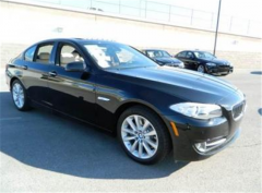 2012 BMW 528i Sedan Vehicle
