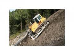 Liebherr PR 734 LGP Litronic Crawler Tractor
