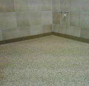 Polymers floors