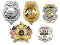 Public Safety Officer Badges