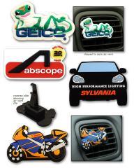 Spectraflex® Soft PVC Auto Air Fresheners