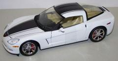 1/24 2009 Chevy Corvette G6