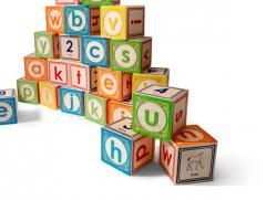 Lowercase ABC Blocks