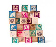 Nursery Rhyme 28 Block Set