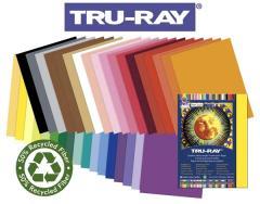 Tru-Ray® Sulphite Construction Paper