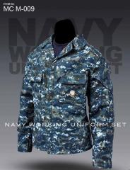 Navy Working Uniform Accessory Set