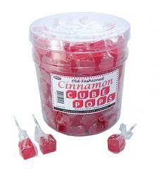 Cinnamon Cube Pops