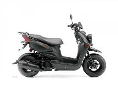 2013 Yamaha Zuma 50F Scooter