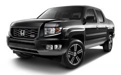 Honda Ridgeline New Car