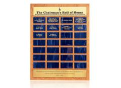 Donor Recognition Plaques