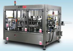 Automatic Rotary Cold Glue labellers