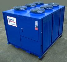 Chillers for Cold Batch Water for Concrete