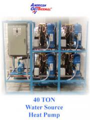 Heat Pumps for Concrete Batch Water Heating