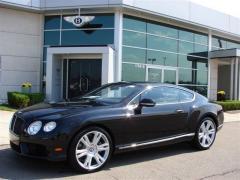 2013 Bentley Continental GT V8 Car