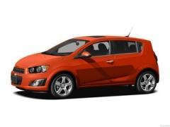 2013 Chevrolet Sonic Car