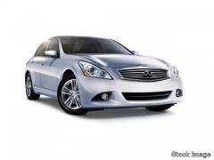 2012 Infiniti G25x G Car