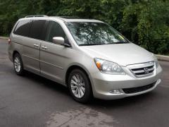 2005 Honda Odyssey Touring w/DVD w/Navi Car