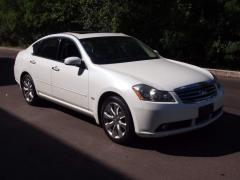 2009 Infiniti M35x Car