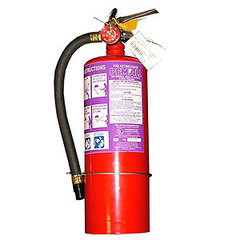 Pemall Purple K Extinguishers