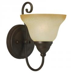 Bronze Wall Light