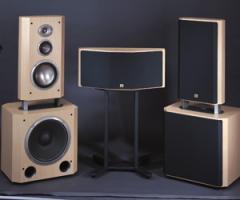 Music System Speakers