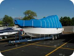 Tie-Down Boat Covers