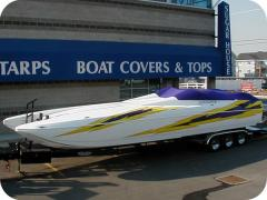 Snap-On Boat Covers