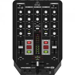 DJ Mixer Behringer VMX200USB