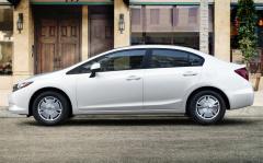 Honda Civic Sedan New Car
