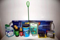 Water Maintenance Starter Kits