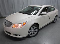 2012 Buick LaCrosse Premium 2 Vehicle