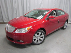 2012 Buick LaCrosse Leather Vehicle