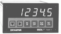 Eagle Signal / Dynapar / Veeder Root Max Jr - Tach 1 & Tach 2 Rate Indicator / Controller