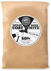 Bone White Spray Coat Mix