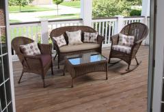 Cape May Wicker Patio Furniture