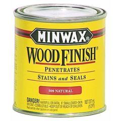 Dark Walnut Wood Stain