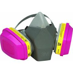 Pro Respirator with dr Down